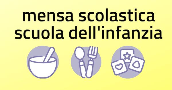 Iscrizione Servizio Mensa Scolastica AS 2021/2022 - Riapertura termini